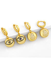 Fashion Star Stars Moon Balls Diamonds Butterfly Love Heart Geometric Earrings