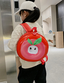 Fashion Rainbow Fruit Rainbow Print Kids Backpack