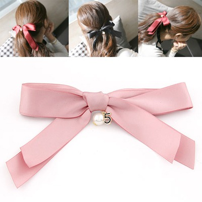 Fantasy Pink Big Bowknot Design