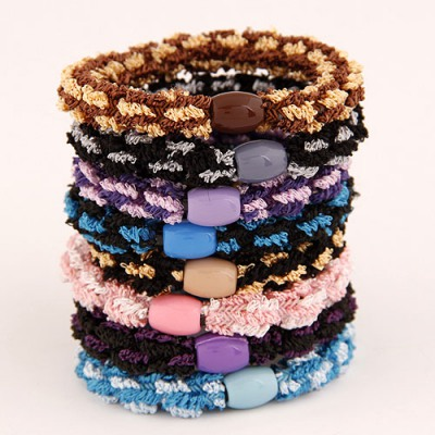 Maturnity Color Will Be Random Simple Design Rubber Band Hair band hair hoop