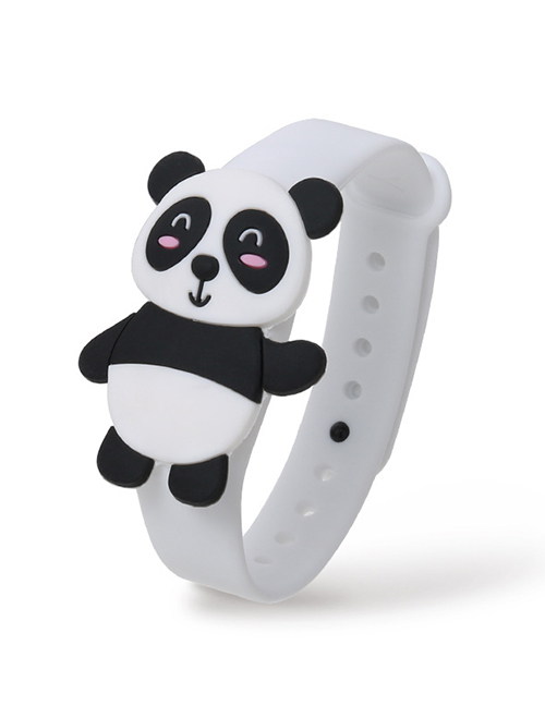 Fashion Panda Children Cartoon Anti-mosquito Watch Buckle