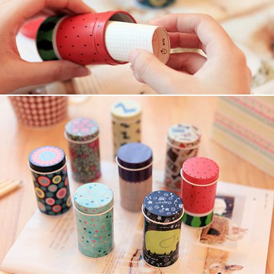 Vera Color Will Be Random Toothpick Box Shape Design Iron Other Creative Stationery