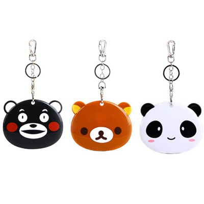 Arrowhead Color Will Be Random Cartoon Bear Pendant Design Acrylic Fashion Keychain