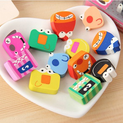 Costume Color Will Be Random Animal Puppets Shape Design Rubber Other Creative Stationery