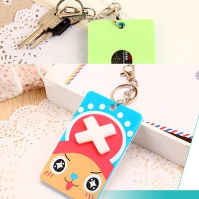 Baptism Picture Color Cute Animal Pattern Bus Card Holder Silicone Household goods