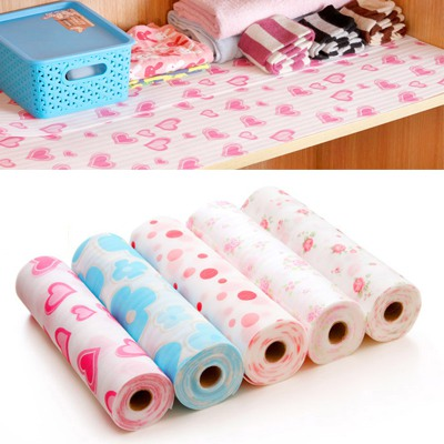Parker Color Will Be Random Flower Printed Waterproof Pad PET Household goods