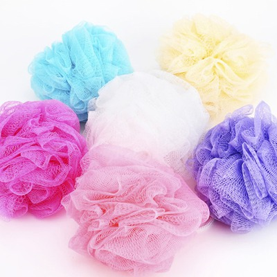 Renaissanc Color Will Be Random Bath Flower Nylon Household goods