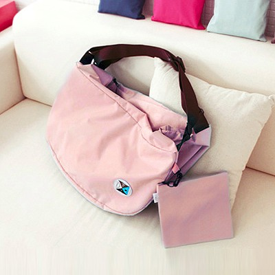 Rent Pink Multifunction Foldable Two Shoulder Design