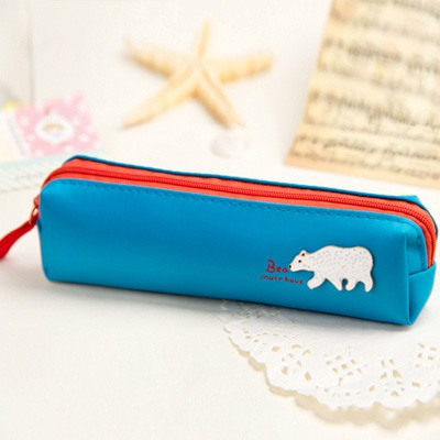 Headrest Blue Forest Fairy Tale Style Non-Woven Fabric Pencil Case Paper Bags