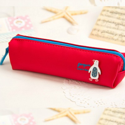 Creative Red Forest Fairy Tale Style Non-Woven Fabric Pencil Case Paper Bags