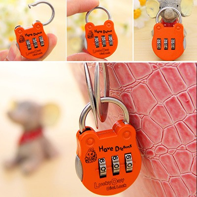 Handcrafte Color Will Be Random Pattern Will Be Random Combination Lock