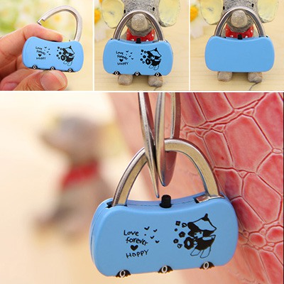 Coast Color Will Be Random Pattern Will Be Random Combination Lock