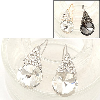 Uniform Color Will Be Random Geometric Shape Design Alloy Fashion earrings