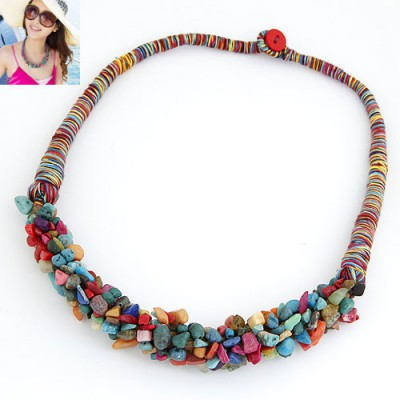 Pendants Multicolor Bohemian Style Personality All-Match Design