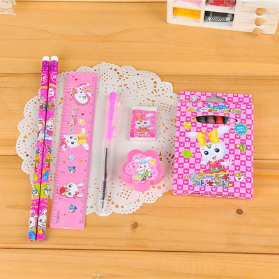 Sequined color will be random rabbit pattern simple design PVC Other Creative Stationery