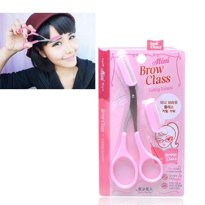 Genuine pink simple design plastic Beauty tools