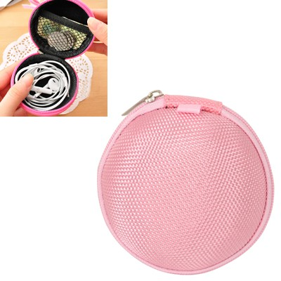 Toddler pink multifunctional round shape design