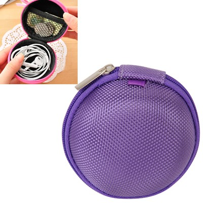 Christmas purple multifunctional round shape design