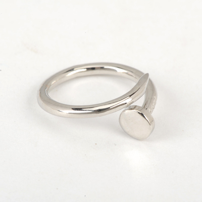 Nautical Silver Color Good Quality Rivet Shape Simple Design