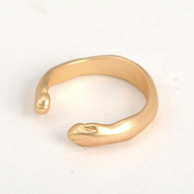 Athletic Gold Color Good Quality Irregular Shape Opening Design