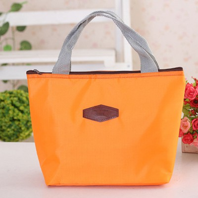 Monarch Orange Portable thermal insulation bag lunch bag