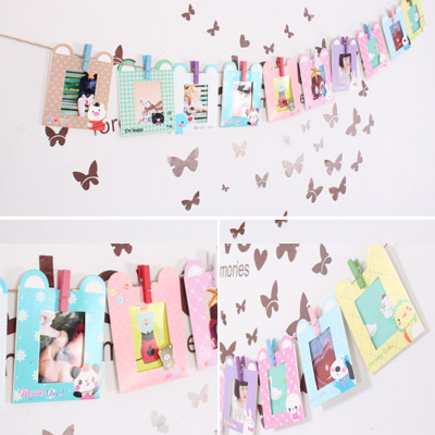Choker Color Will Be Random Cartoon Animal Pattern Simple Design Paper Wood Other Creative Stationery