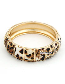 Personal Leopard Classic Noble Alloy Fashion Bangles