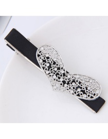 Lovely Silver Color Hollow Out Decorated Hairpin