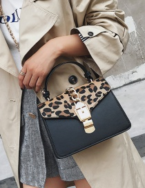 Fashion Leopard Leopard Pattern Decorated Bag