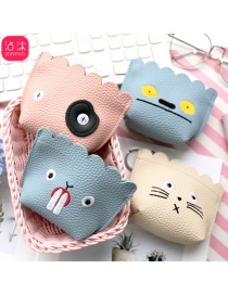 Fashion Random Cartoon Shape Design Coin Purse