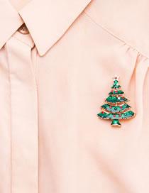Navidad Broche De Árbol