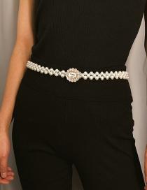 Cintura De Perlas De Moda