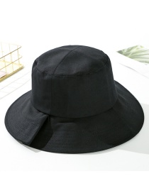 Fashion Black Fisherman's Hat