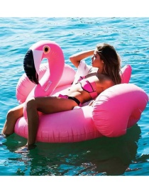 Fashion 150 Size Flamingo Mount Inflatable Row Riding Ring