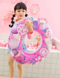 Fashion Lollipop Swimming Ring Inflatable Swimming Ring