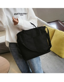 Fashion Black Shoulder Diagonal Shoulder Bag