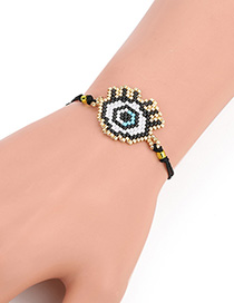 Fashion Black Eye Bracelet