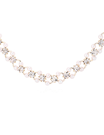 Fashion 14k Gold Necklace - Starlight