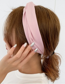 Fashion Pink Headband