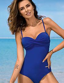 Fashion Blue Bikini