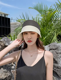 Fashion Beige Empty Top Baseball Cap