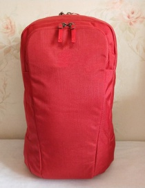Fashion Big Red Backpack