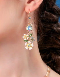 Fashion Floral Earrings Floral Earrings