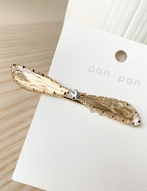 Fashion Cyclone Crystal Bow Hair Clip
