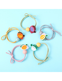 Fashion Random Color Fruit Hair Band