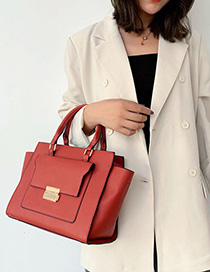 Red Shoulder Messenger Wings