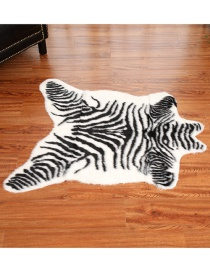 Fashion Zebra Trumpet Simulation Of The Entire Cowhide Carpet