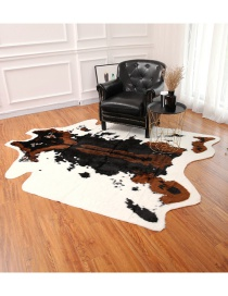 Fashion Cow Large Simulation Of The Entire Cowhide Carpet