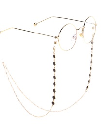 Fashion Gold Alloy Non-slip Glasses Chain