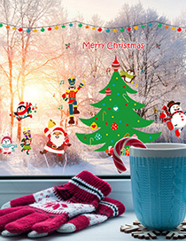 Fashion Color Hm92015d Christmas Note Door Sticker
